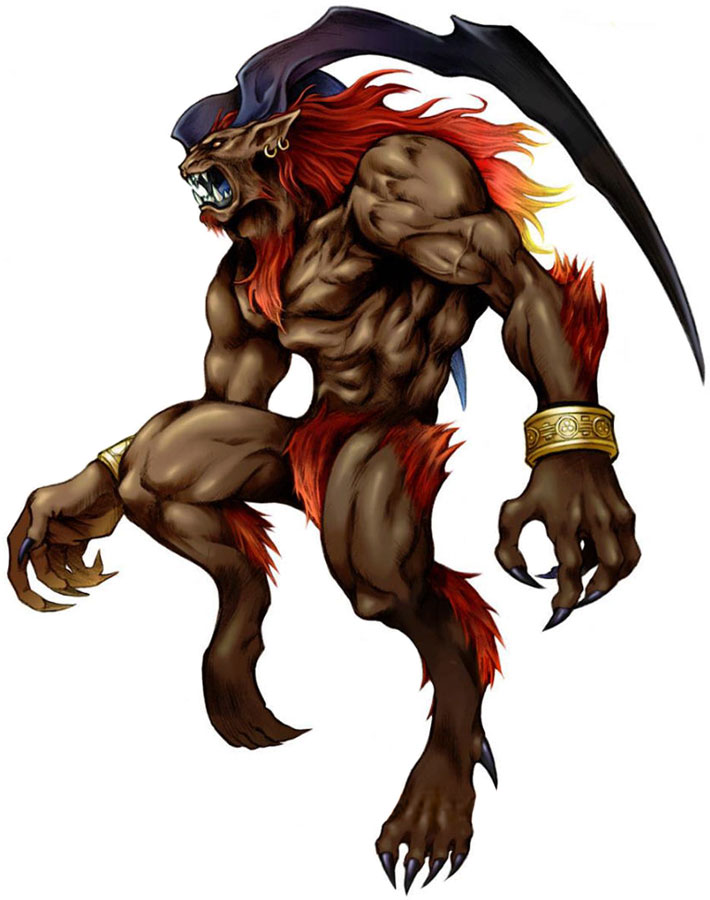 Final fantasy summons ifrit - photo#6