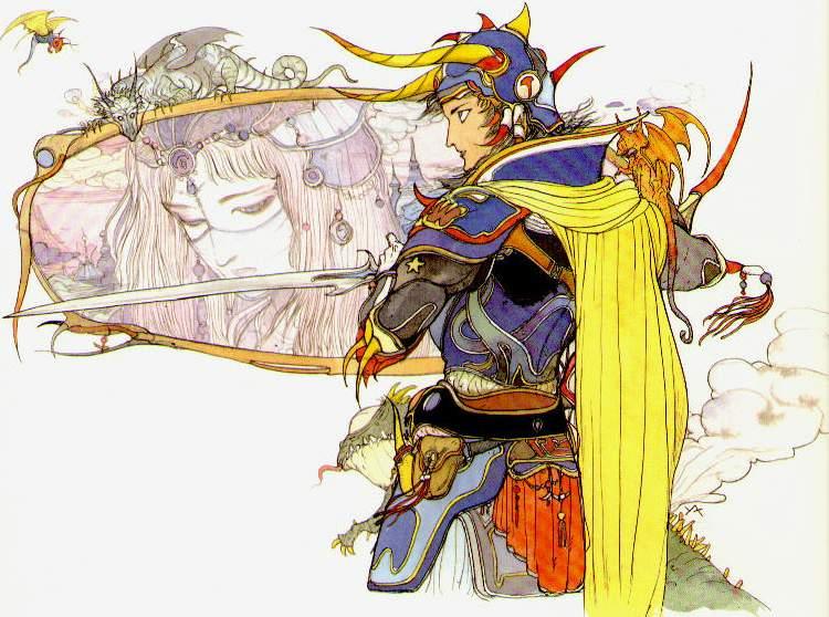 Final Fantasy X Yuna Concept Art