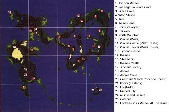 final fantasy 5 advance gameshark codes